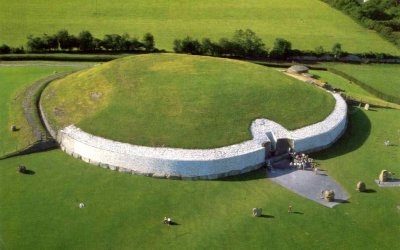 Meath and Newgrange Tour